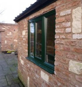 Potting shed - external