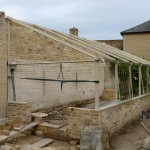 Greenhouse Restoration project - External View 2