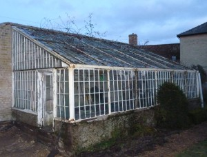 Greenhouse Restoration project - external